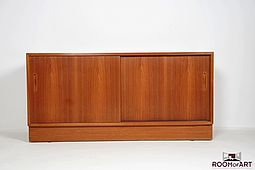 Sideboard in Teak by Poul Hundevad