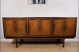 Low Sideboard / Credenza in Palisander