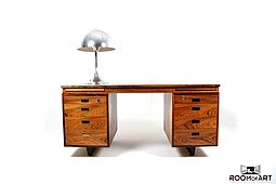 Large Writing Desk in Rosewood by NIPU
