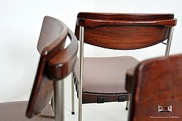 Set of four Dining Chairs by Cees Braakman