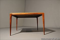 Coffee Table in Palisander by Johannes Andersen