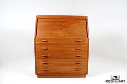 Writing Cabinet in Teak by Dyrlund