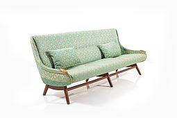 Prototype Sofa by the Danish Designer & Furniture Maker Svend Skipper, 1950s