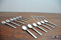 Cutlery by Wolf Karnagel for Lufthansa