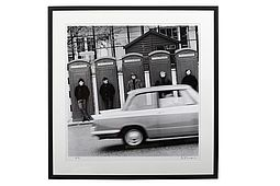 Philip TOWNSEND (1940-2016) The Rolling Stones at Marble Arch 1963. Limited Edition
