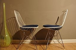 Bikini Chairs by Charles & Ray Eames