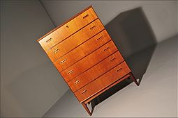 Danish Chest of Drawers in Teak