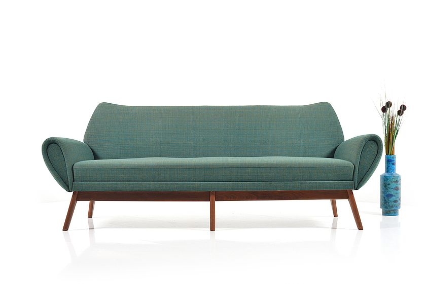 Three seater sofa by kurt stervig room of art - Divano anni 30 ...