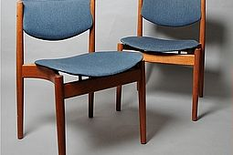 Set of two Finn Juhl Dining Chairs