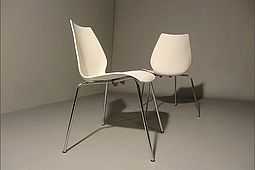 Maui Chairs by Vico Magistretti (1920-2006)