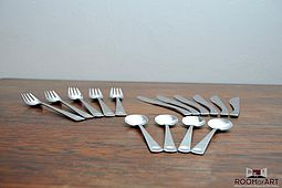 Cutlery by Wolf Karnagel for Rosenthal