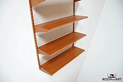 Kai Kristiansen Shelf System in Teak