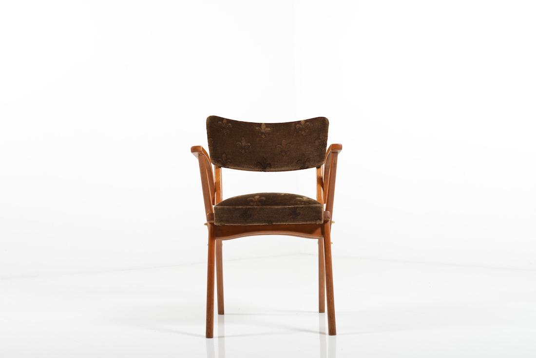 1920s Art Deco Bauhaus Desk Chair Room Of Art