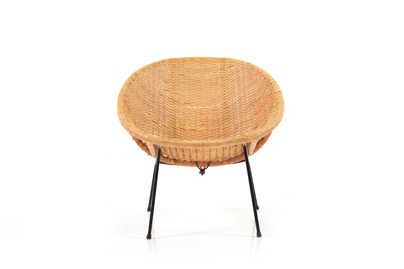 chair dition vintage by galerie franco furniture en gian bler basket m new legler edition