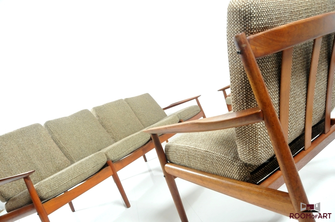 Grete Jalk 4-seater Sofa - Room of Art