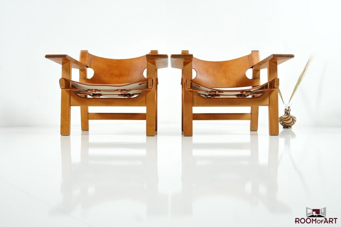 spanish chair by børge mogensen room of art