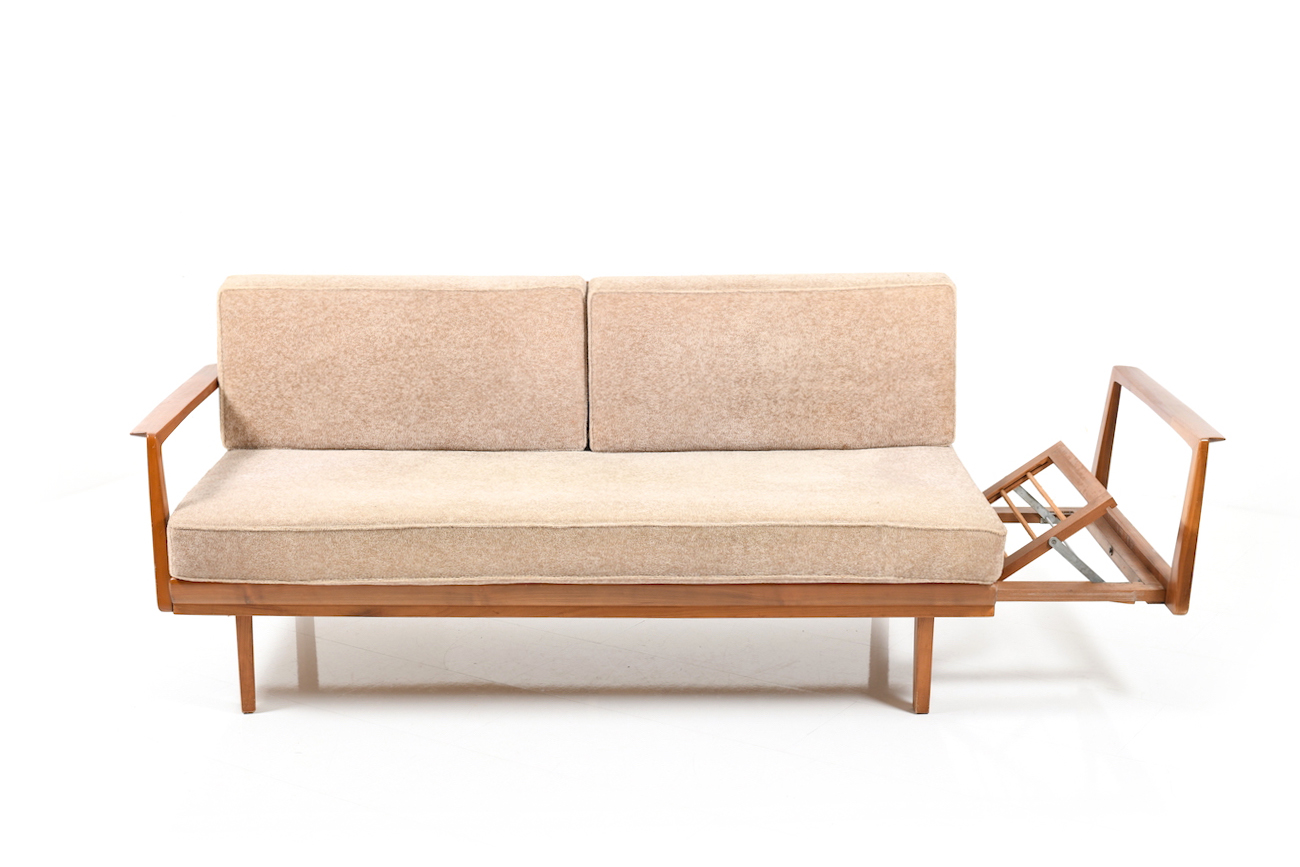 - 50's Daybed By Wilhelm Knoll - Room Of Art